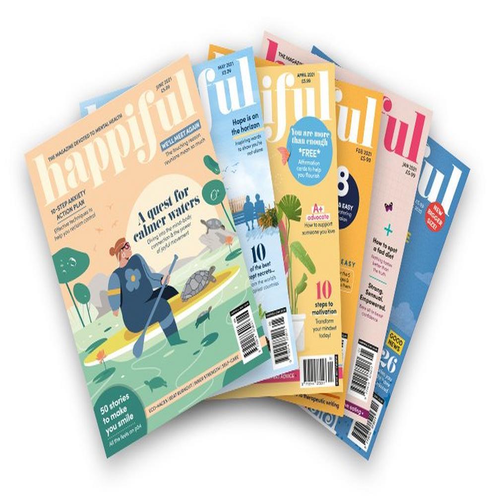 Happiful magazine